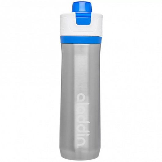 ALADDIN Active Hydration 0.6L Grey/White/Light Blue