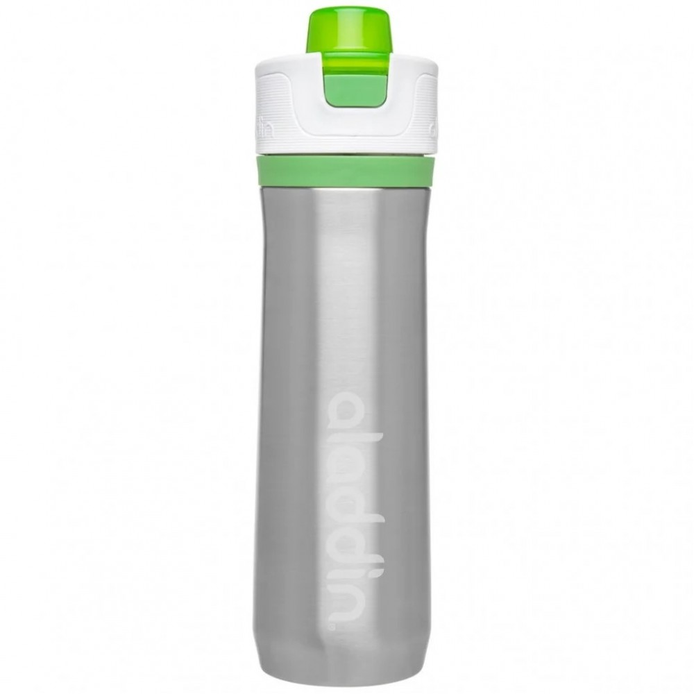 ALADDIN Active Hydration 0.6L Grey/White/Light Green