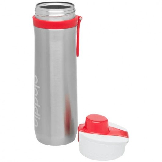 ALADDIN Active Hydration 0.6L Grey/White/Light Red