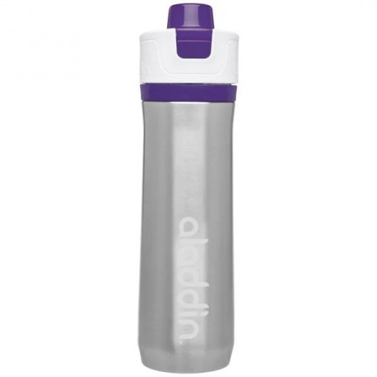 ALADDIN Active Hydration 0.6L Grey/White/Violet