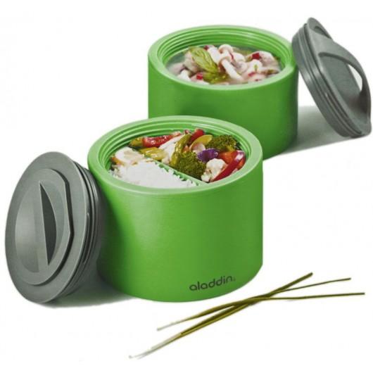 ALADDIN Bento 0.6L Green