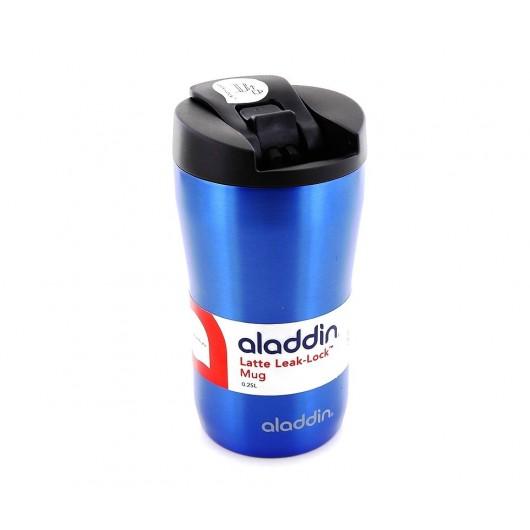 ALADDIN Latte 0.25L Blue/Black