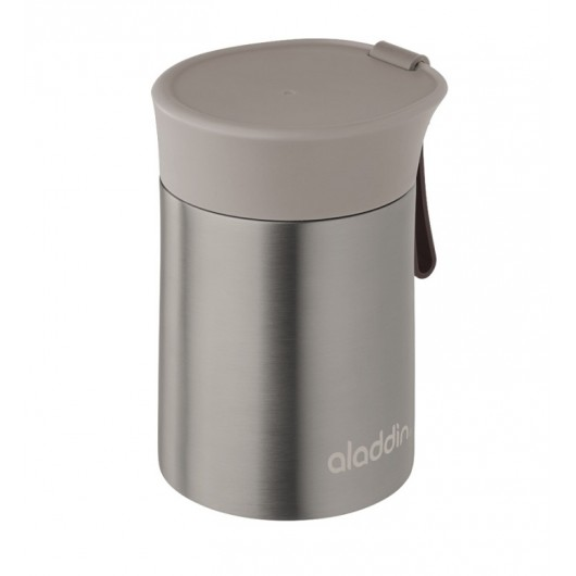 ALADDIN Migo 0.4L Stainless Steel/Grey