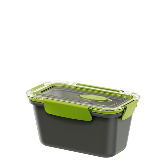EMSA BENTO BOX 0.5L Graphite/Green