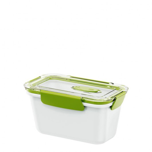 EMSA BENTO BOX 0.5L White/Green