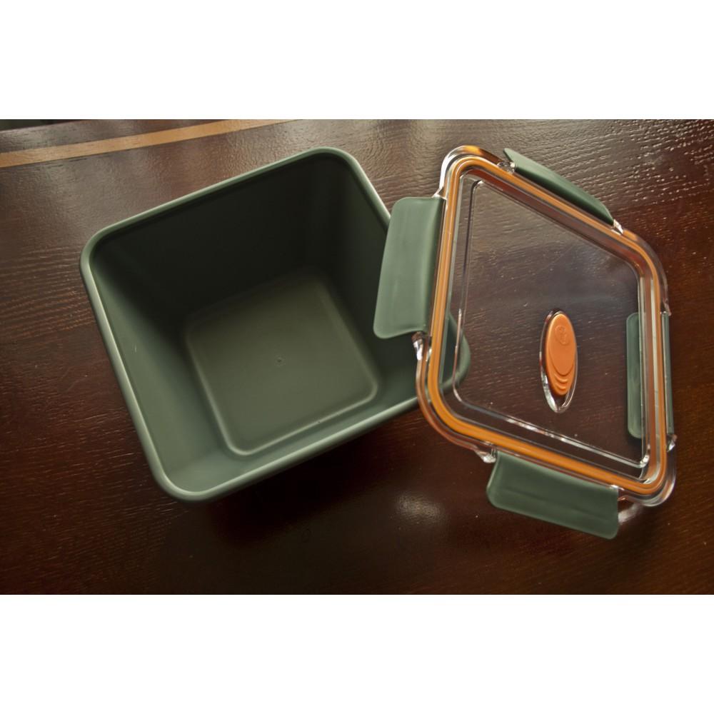 EMSA BENTO BOX 1.5L Graphite/Orange