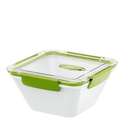 EMSA BENTO BOX 1.5L White/Green