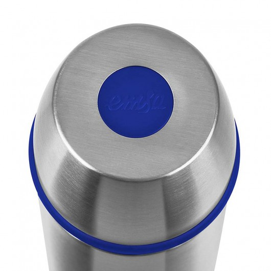 EMSA CAPTAIN 0.35L Stainless Steel/Blue