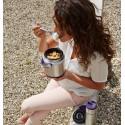 EMSA MOBILITY Food 1.2L Stainless Steel/Blackberry/Light Violet