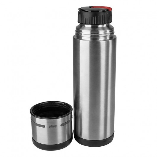 EMSA MOBILITY 0.5L Stainless Steel/Black/Anthracite