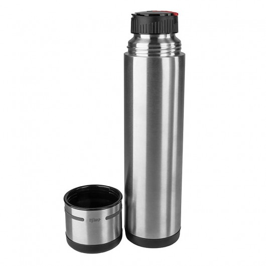 EMSA MOBILITY 0.7L Stainless Steel/Black/Anthracite