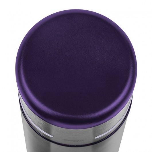 EMSA MOBILITY 0.7L Stainless Steel/Blackberry/Light Violet