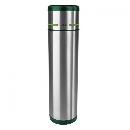 EMSA MOBILITY 1L Stainless Steel/Green/Light Green