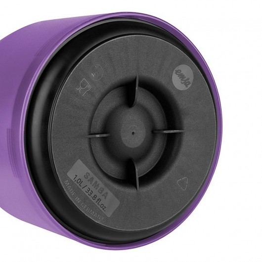 EMSA SAMBA 1L Lavender/Translucent
