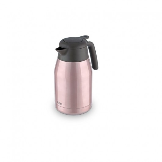 Thermos THS-1500 1.5L Dusty Pink/Dark Brown